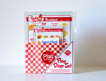 picture of the red/blue diner play set