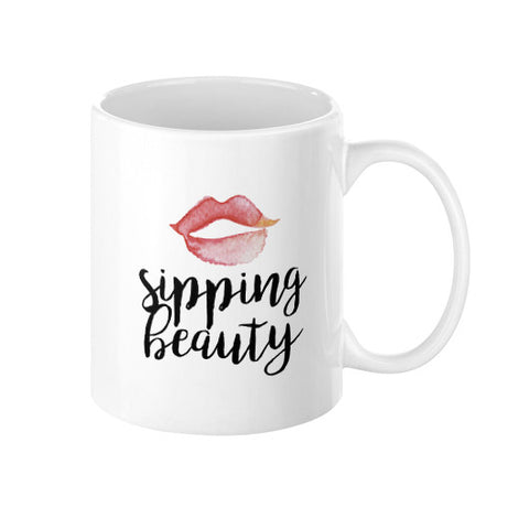 Sipping Beauty  Rachel L Adams