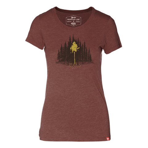 Stag House Women's Triblend T-Shirt