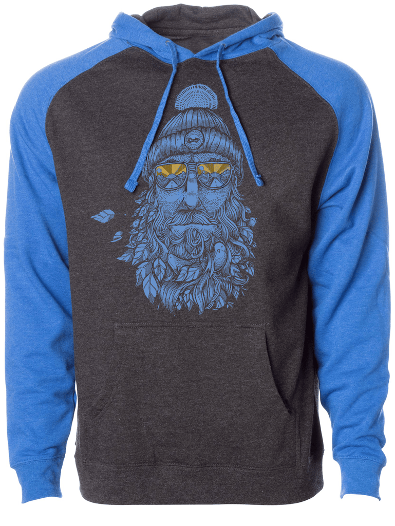 Captain Bird Beard Hoody