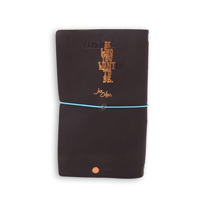 Jer Collins Expedition Notebook