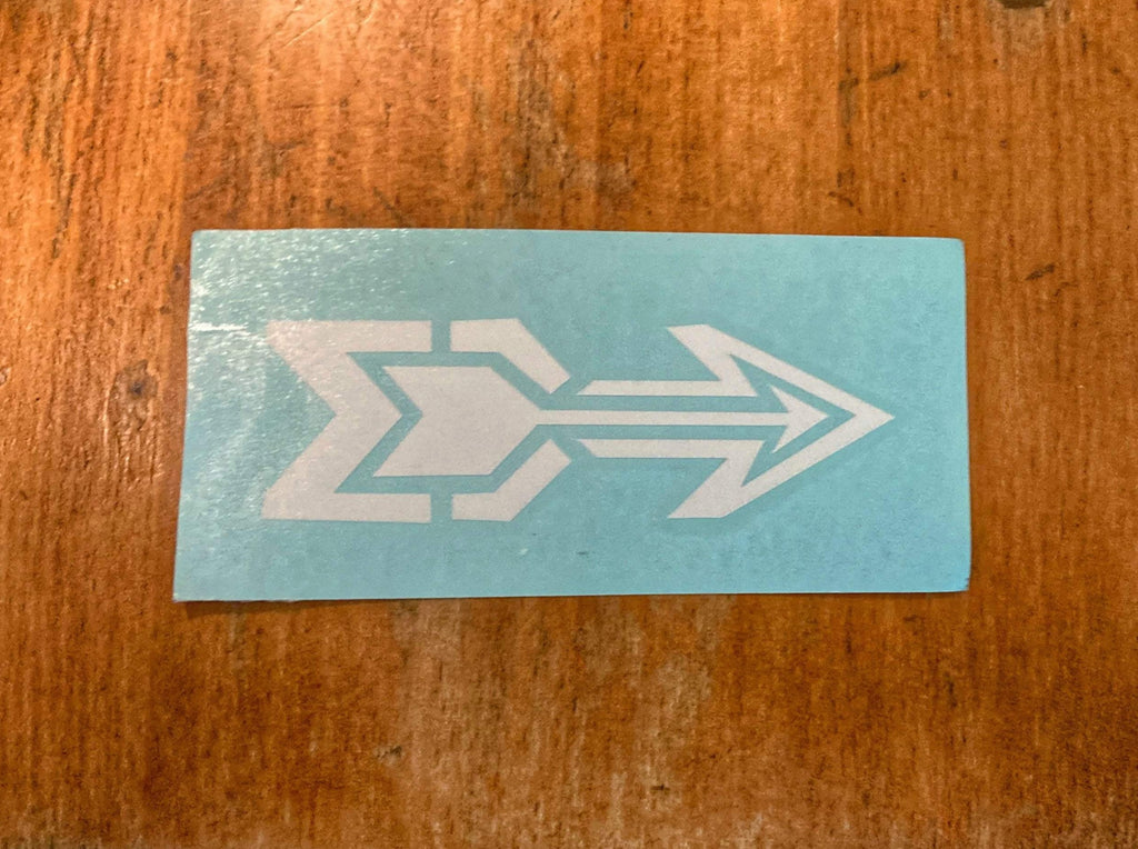 ML Arrow Transfer Sticker