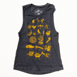 Field Guide Women's Muscle Tank