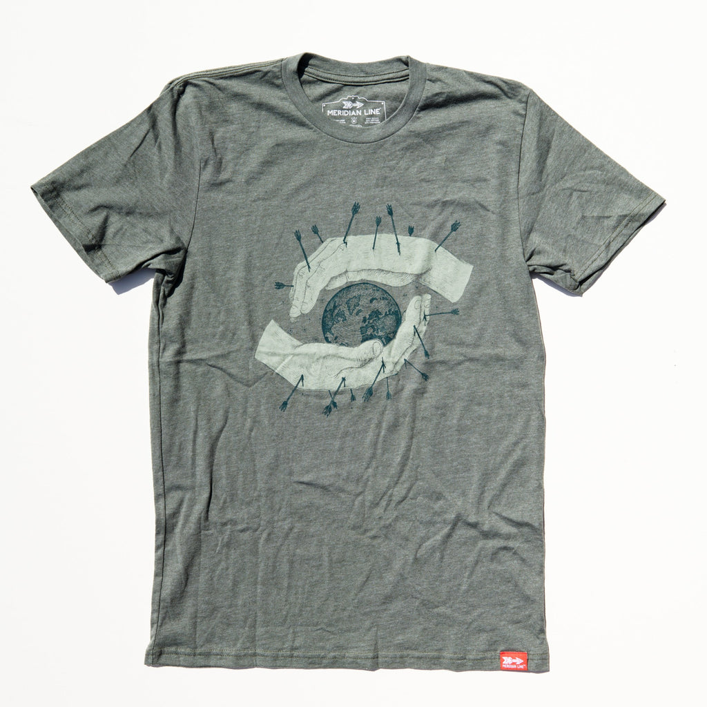PROTECT OUR PLANET 50/50 TEE