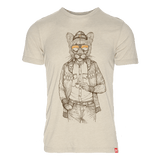Hip Cat 50/50 T-Shirt