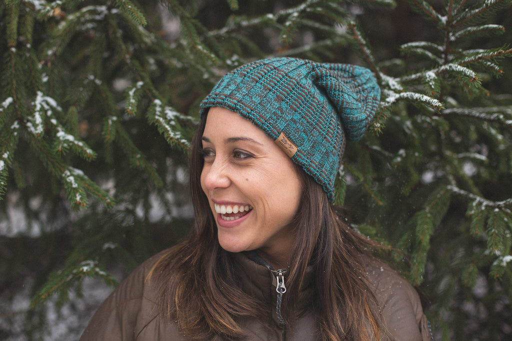 High Ball Reversible Beanie - The Meridian Line