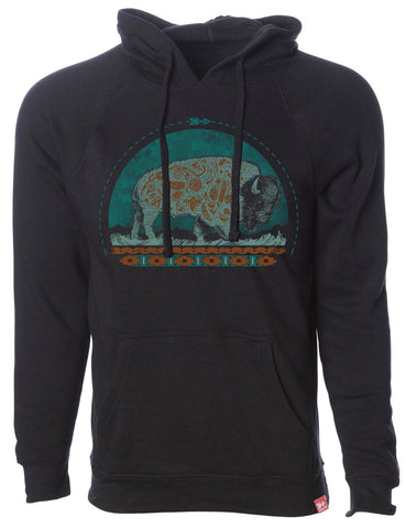 Ocean Globe 50/50 Long Sleeve T-Shirt