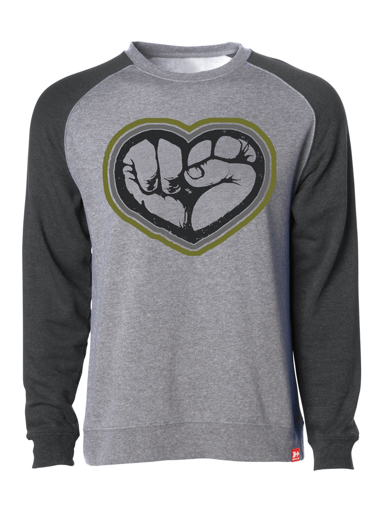 Power of Love Crewneck Sweatshirt