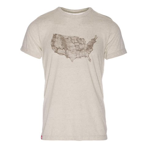US of Awesome Cotton T-Shirt