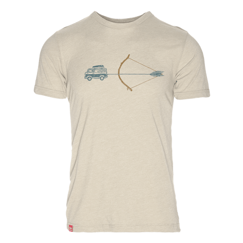 Flight Pattern Women's Triblend T-Shirt