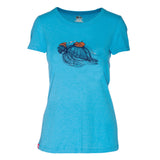 Hildago Cruz Turtle Triblend T-Shirt - The Meridian Line