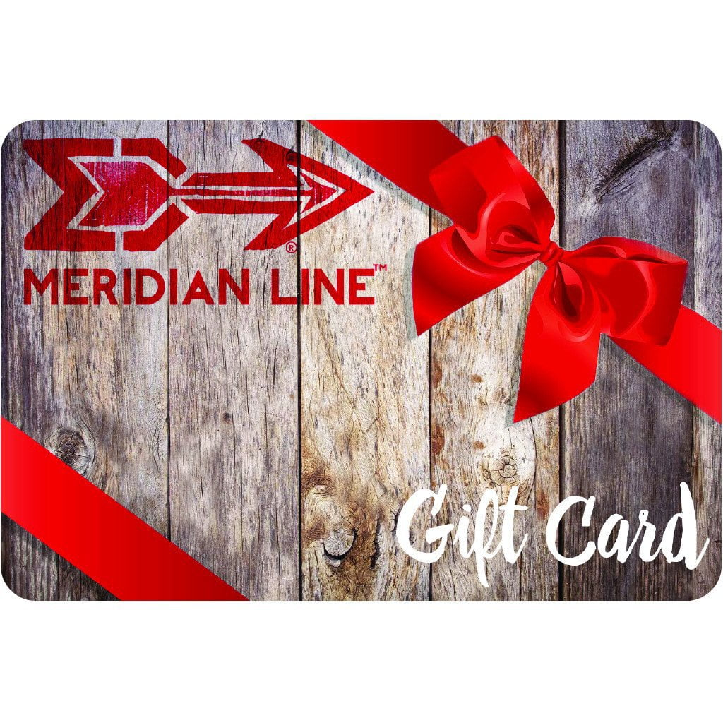 Gift Card - The Meridian Line E-Gift Card