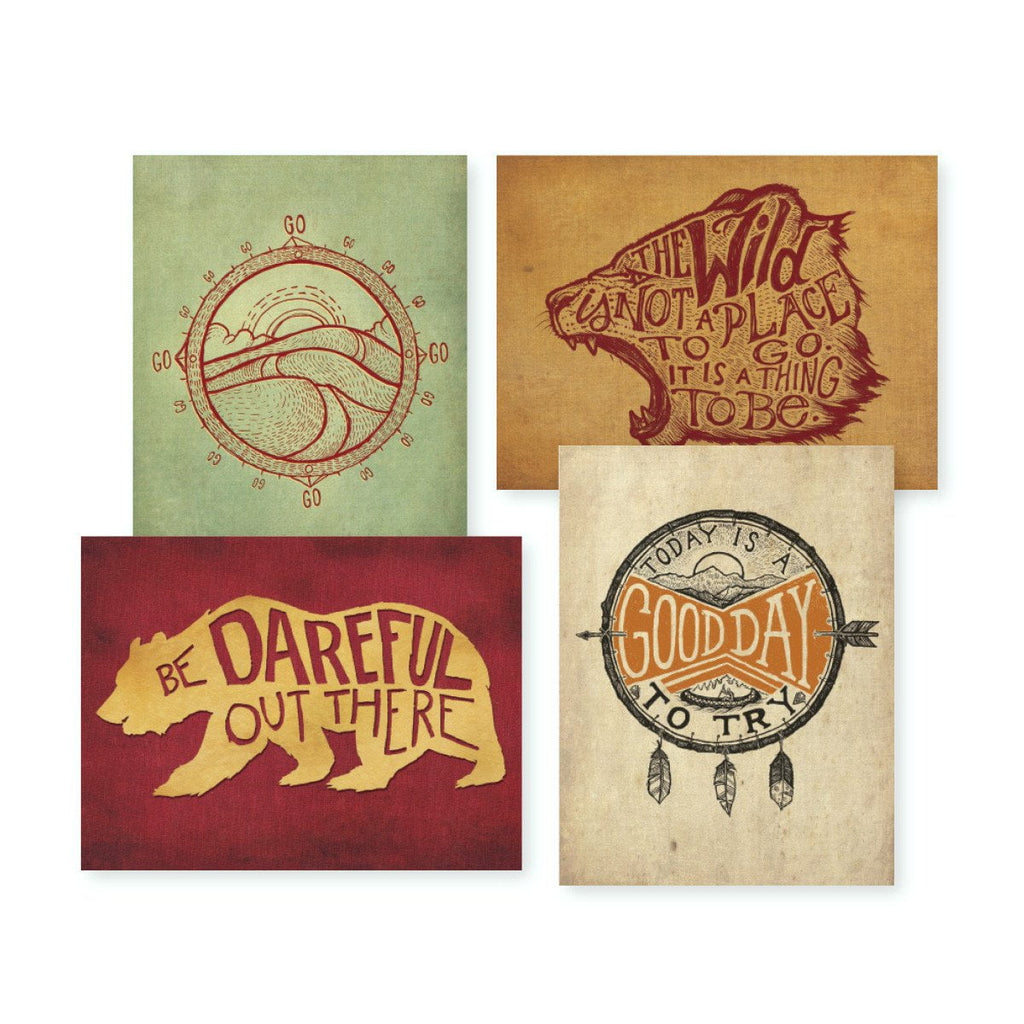 Giftables - Explore Notecard Set