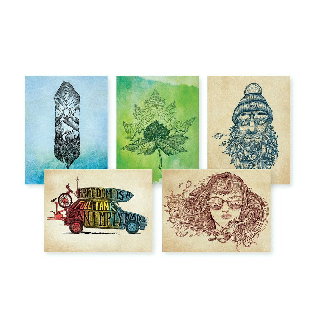 Giftables - Journey Notecard Set