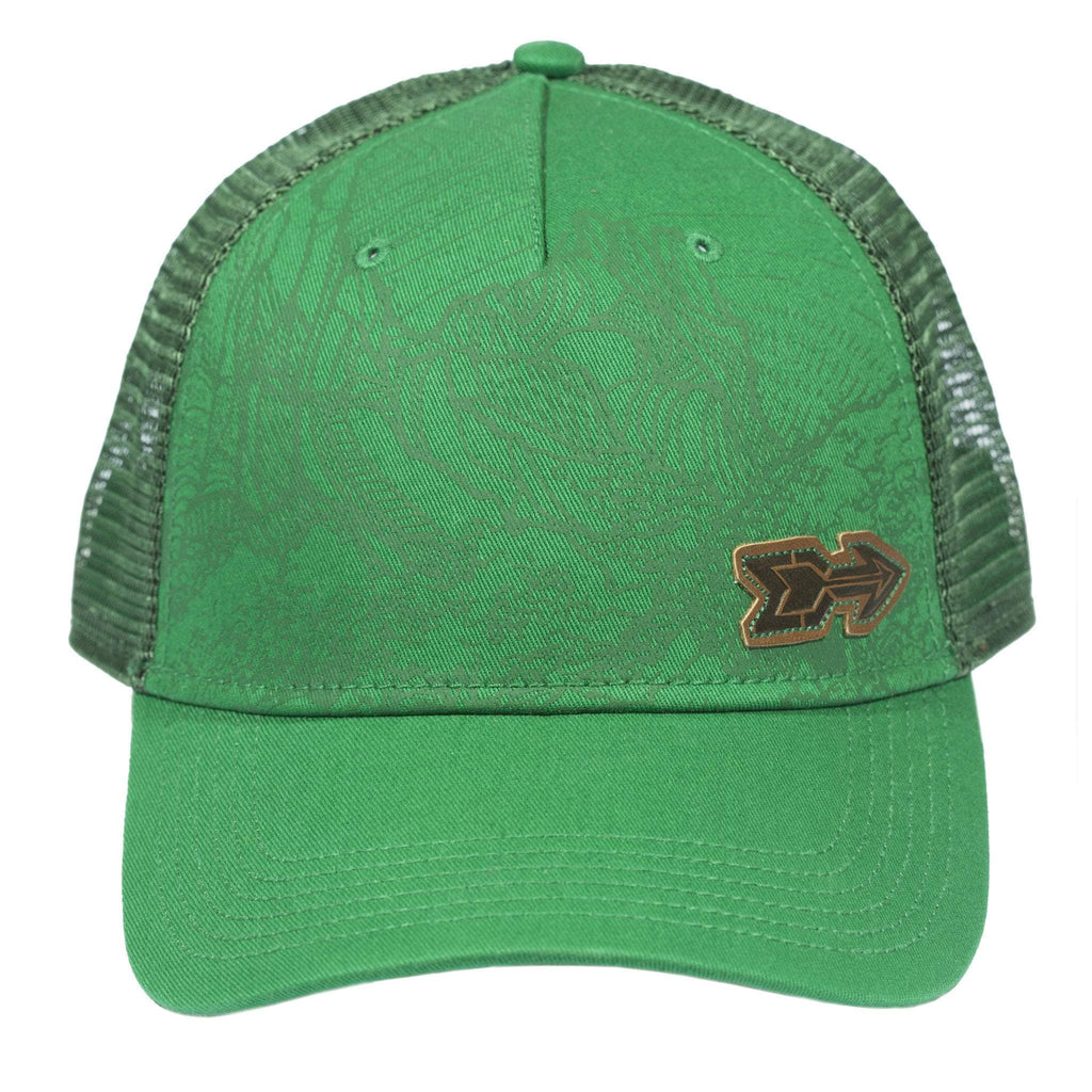 Hats - Linescreen Trucker Hat