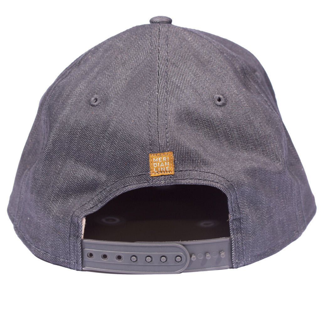 Hats - Pursuit Split Denim Hat