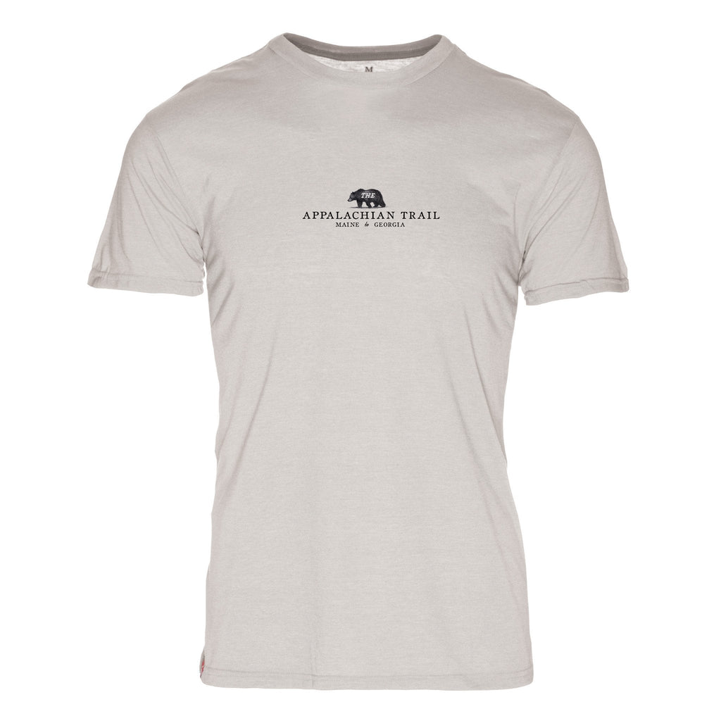 Appalachian Trail Triblend T-Shirt - The Meridian Line