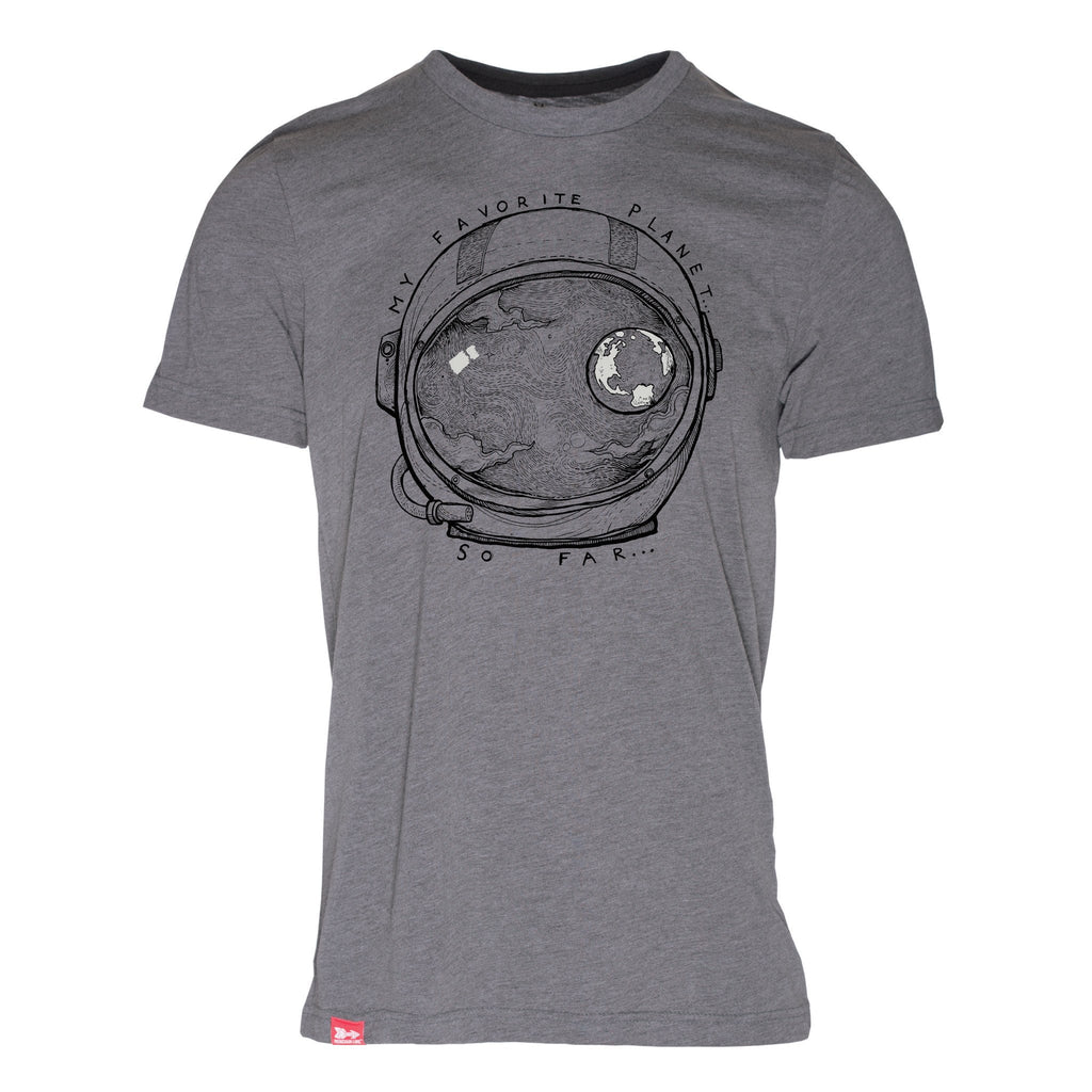 Favorite Planet Triblend T-Shirt - The Meridian Line