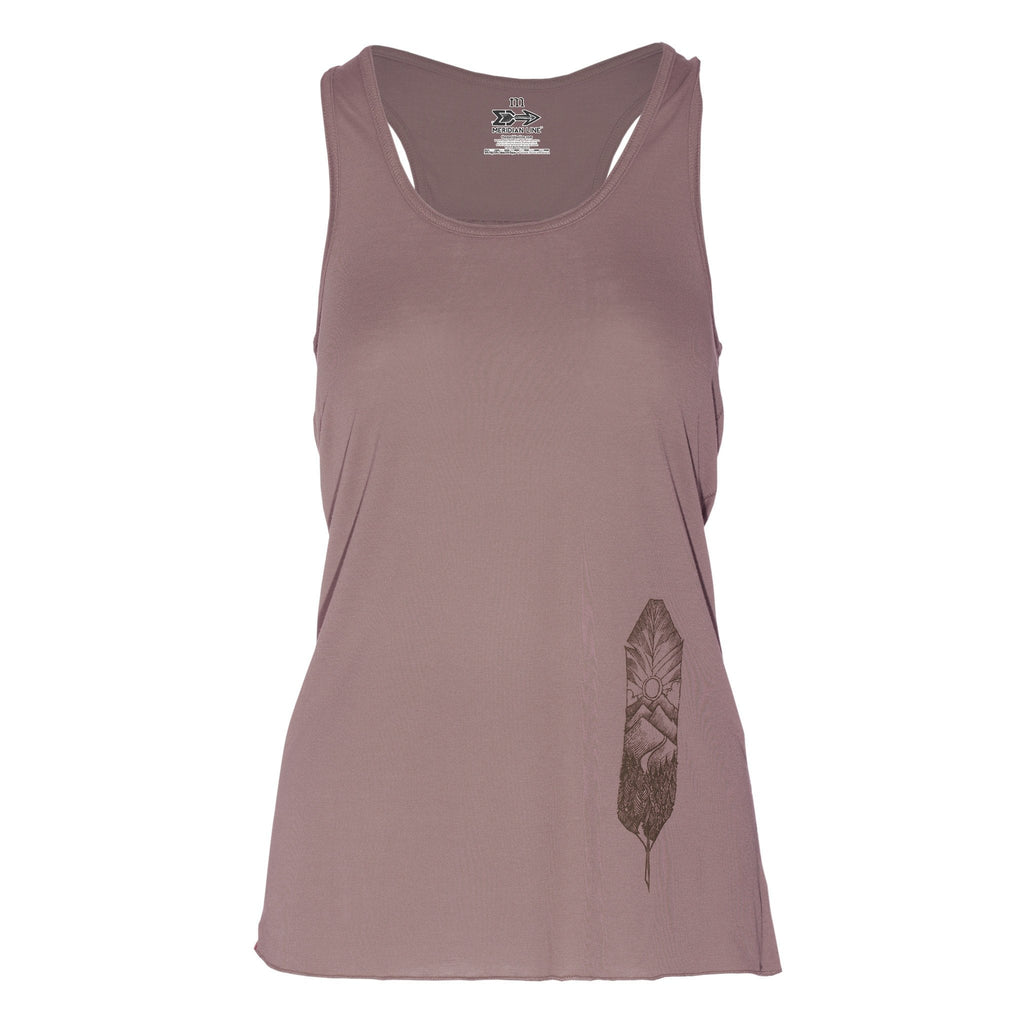 Shirts - Feather Lite Racer Back Women's Tank