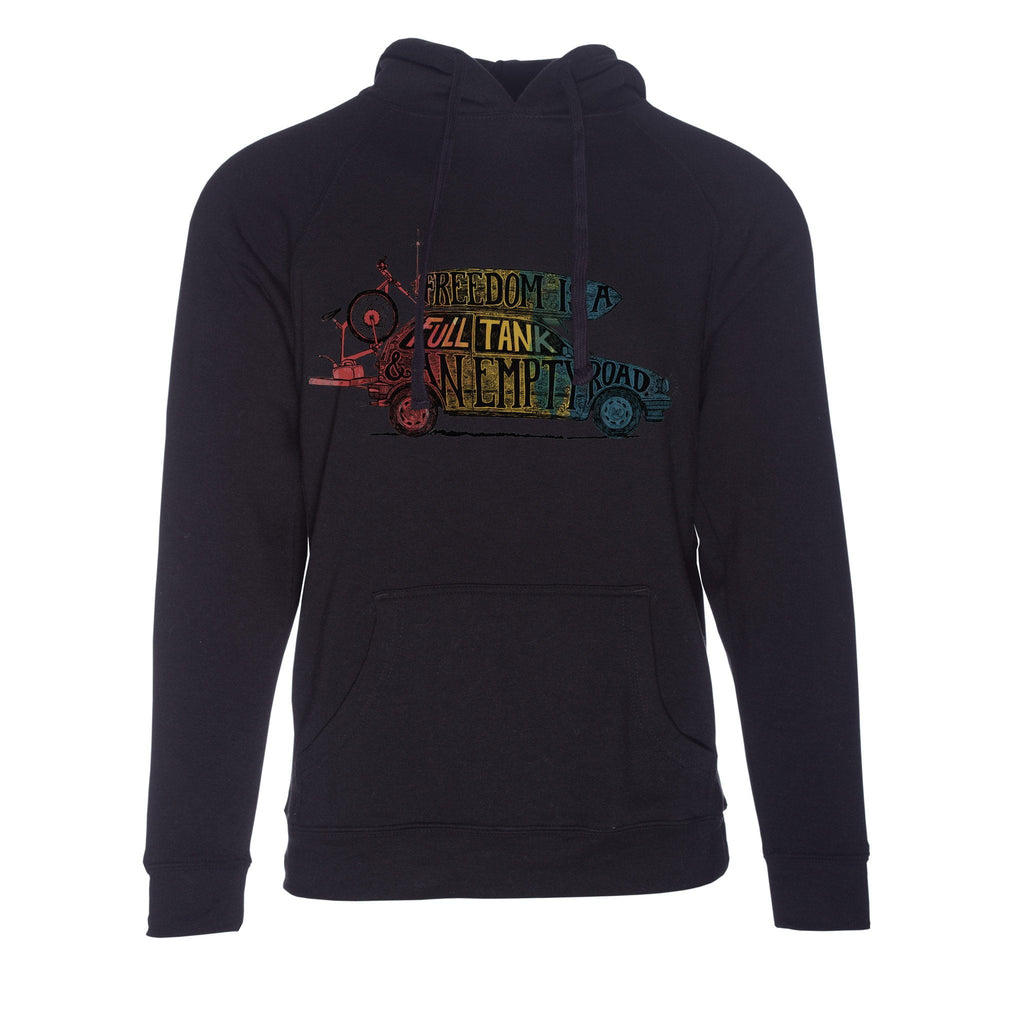 Shirts - Freedom Ride Pullover Hoody