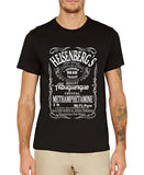 Heisenberg's Quality Albuquergue Crystal Methamphetamine T-Shirt for Men