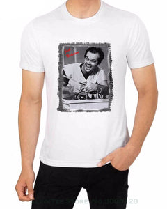 Jack Nickelson White T-Shirt