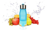 H20 Fruit Infuser Portable Water Bottle