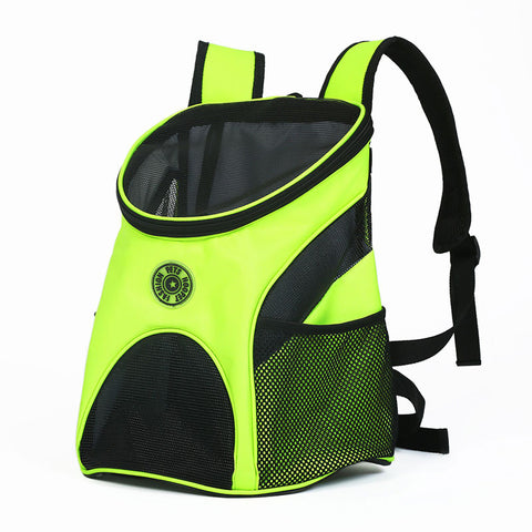 Pet Friendly Carrier Fashionable Breathable Easy Travel Pet Backpack