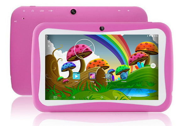 WeCool K7 Kids Tablet PC 7 Inch Android Tablet 5.1 Quad Core 8GB 1024x600 Screen