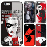 Suicide Squad Harley Quinn iPhone Case