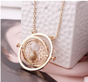 FREE! Harry Potter Timeturner Necklace