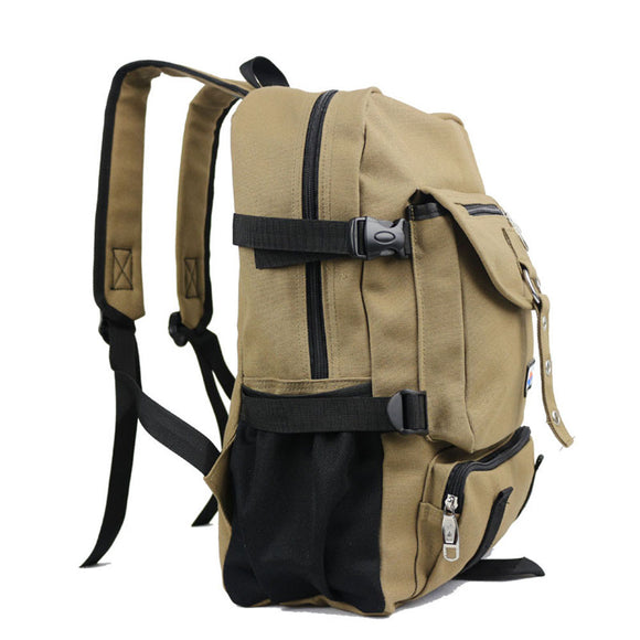 High Quality Canvas Backpack Bag
