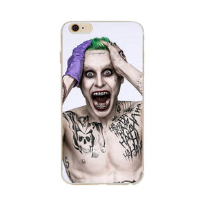 Suicide Squad Joker iPhone Case