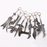 Free! Heroes of Warcraft Alliance Series Keychain