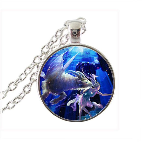 Magical Constellation Pendant Necklace