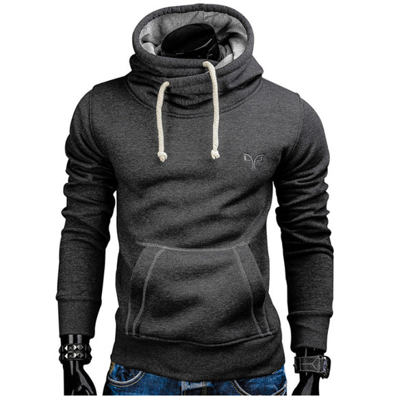 Long Sleeve Pullover Men Sweatshirt