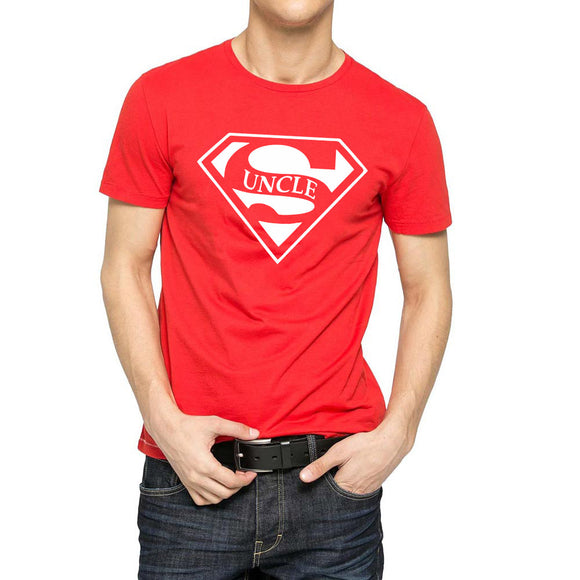 Super Uncle Men's T-Shirts