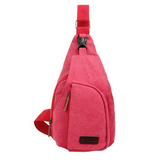 Tactical Military Canvas messenger bag pink
