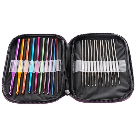 Multi Size Knitting Needle Set