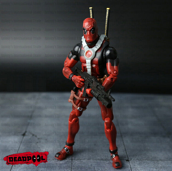 Free! New Deadpool Action Figure