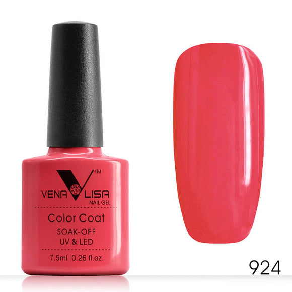 Quality Red Color Gel Nail Polish