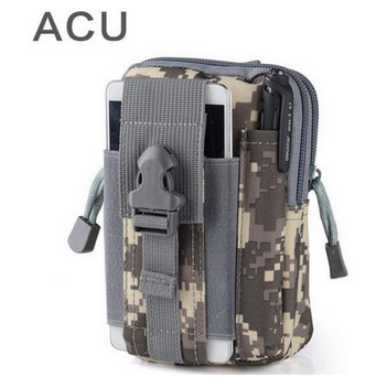 Tactical Waterproof Workmen Holster Pouch ACU