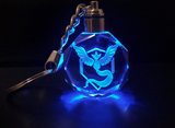 Pokemon Go Team LED Key Chain