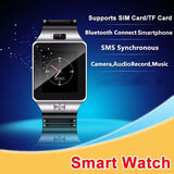 Smart Watch w Tracker Camera Sim Card Slot Smart Anti-loss Phone Wristwatch