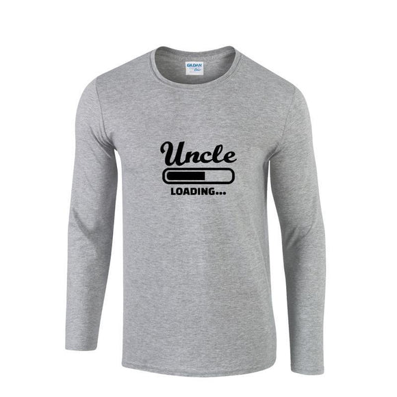 UNCLE loading..... Print Men Tshirts