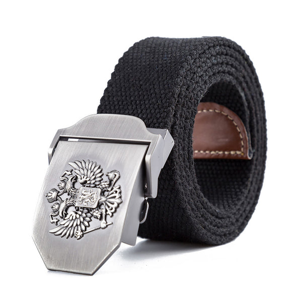 High Quality Canvas Tactical Belt