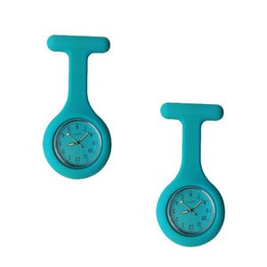 Silicone Nurse Fob Watch 2