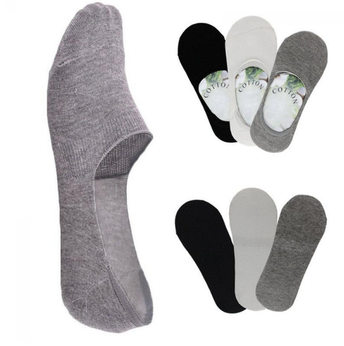 Low cut socks gray color socks