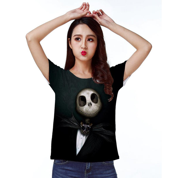 Nightmare Before Christmas Jack Skellington T-shirt
