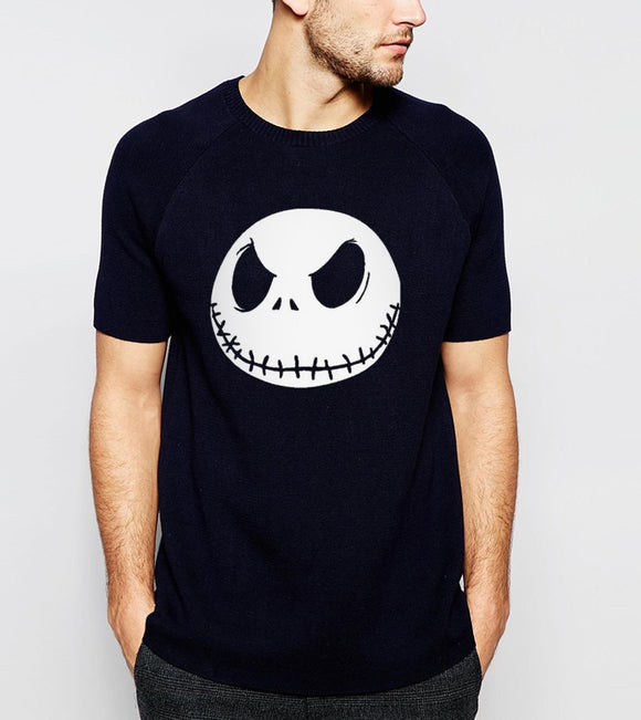 Nightmare Before Christmas Jack Skellington Men's T-Shirt